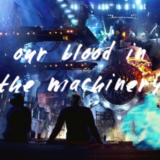 Our Blood in the Machinery