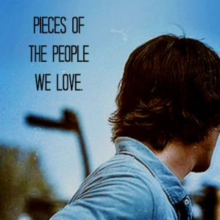 Pieces of the People We Love