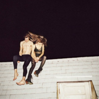 roof top sitting, a life worth living.