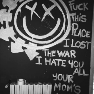 only blink 182