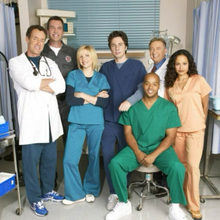Best Of Scrubs