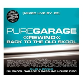 Pure Garage <<< Back To The Old School: 1 of 4