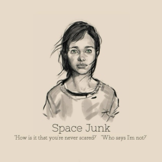Ellie: Space Junk