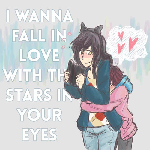 8tracks Radio I Wanna Fall In Love With The Stars In
