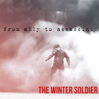 from ally to assassin; the winter soldier
