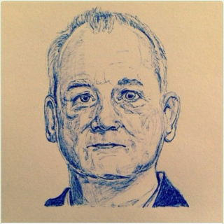 Songs For A Roadtrip with Bill Murray