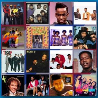 Throwback Jams: New Jack Swing Edition