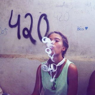 Get high and fly away