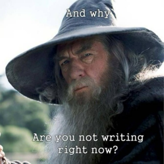 Why Aren't You Writing?!