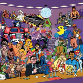 All About 80's
