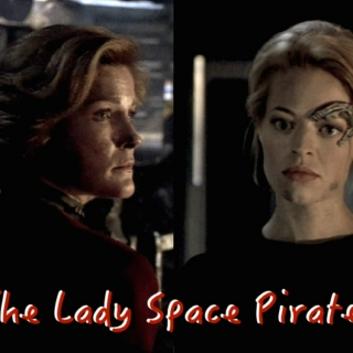 The Lady Space Pirates