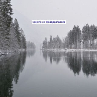 keeping up disappearances