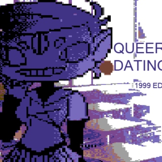 QUEER SPACE DATING SIM 1999. EDITION