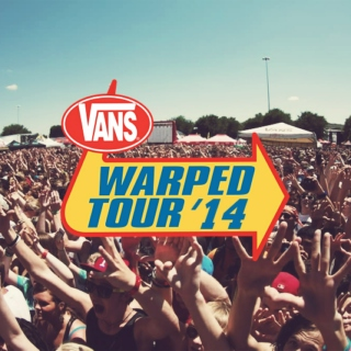 warped tour 2k14