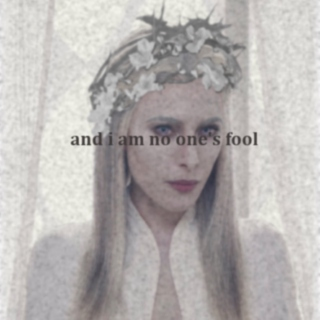 and i am no one's fool