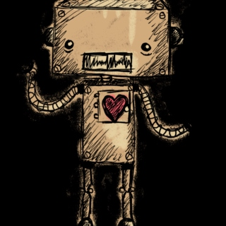 Robot Love. (Be Warned)