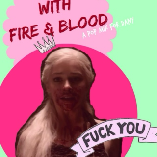 WITH FIRE & BLOOD