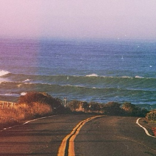 let's drive away, and never look back