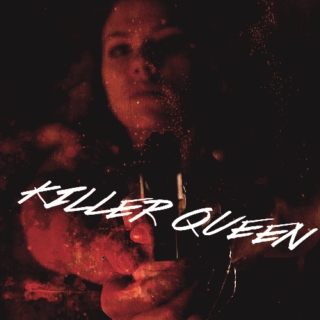 killer q u e e n | a black widow fanmix
