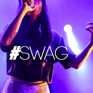 that rappin' swag