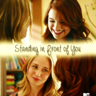 Standing in Front of You | Karmy