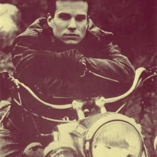 Hey There, Motorcycle Boy