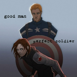 good man/perfect soldier