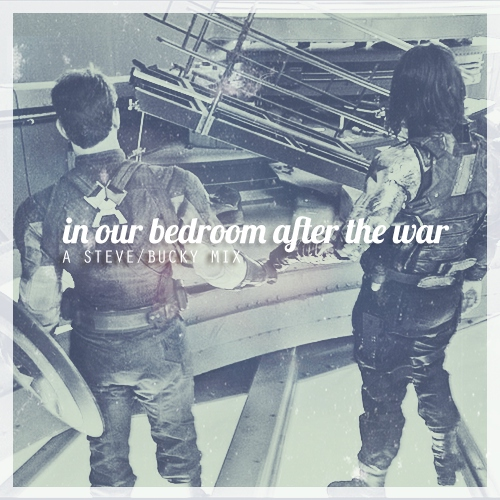 8tracks radio in our bedroom after the war 9 songs