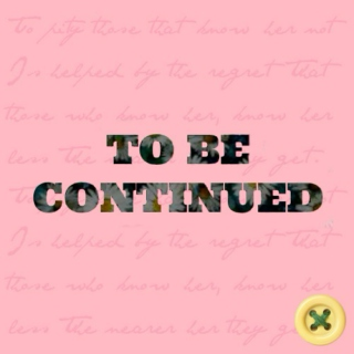 ...To Be Continued?