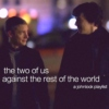 the two of us against the rest of the world: a johnlock playlist
