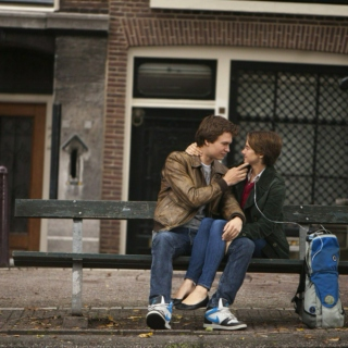 gus waters and hazel grace lancaster