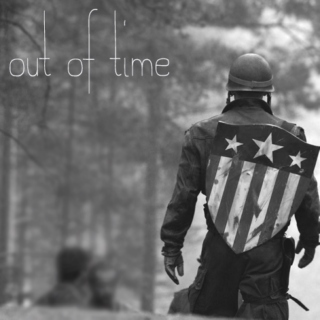 out of time (a mix for captain america)