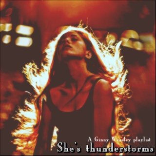 The Girl Is Thunderstorms