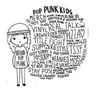 your introduction into pop punk
