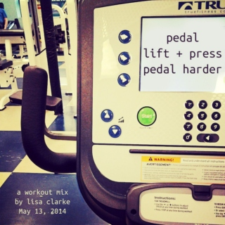 Pedal | Lift + Press | Pedal Harder