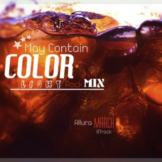 May Contain Color- RockMix LIGHT