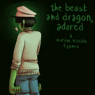 the beast and dragon, adored