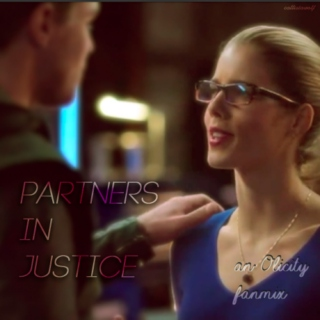 Partners in Justice - an Olicity fanmix