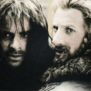 he ain't heavy, he's my brother | a fili&kili fanmix