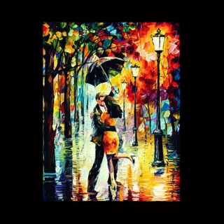 Lets Go Kissing In The Rain