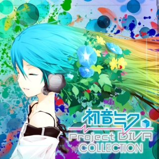 Project DIVA: F 2nd