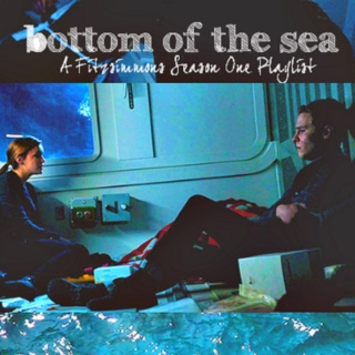 bottom of the sea || a fitzsimmons season finale playlist