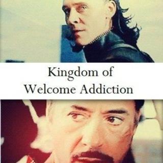 [frostiron] Kingdom of Welcome Addiction