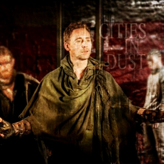 Cities In Dust / Coriolanus