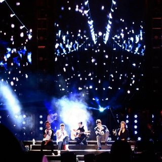 one direction live concert