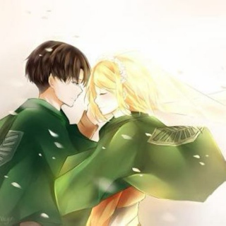 Petra and Levi feels