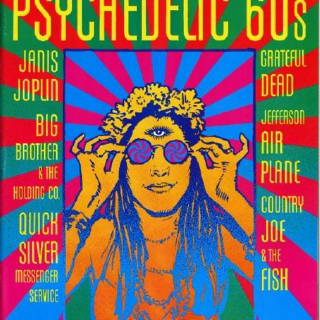 Psychedelic '60s mix