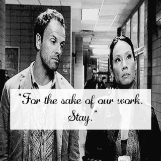 Stay | Elementary