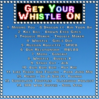 Get Your Whistle On!
