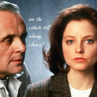 are the cishets still whining, clarice?